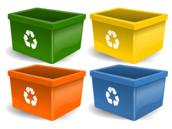 Containerservice van Tejada Oud IJzer